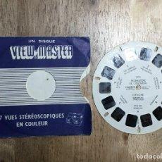 Cámara de fotos: MONASTERIO DEL ESCORIAL DE VIEW MASTER. Lote 243450295