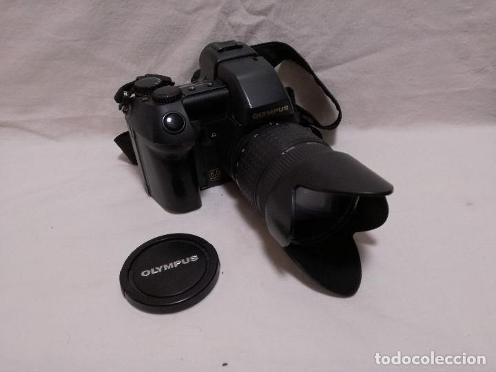 Cámara de fotos: CAMARA FOTOGRAFICA / VIDEO - OLYMPUS E-20P + 2 LENTES - Foto 16 - 243563775