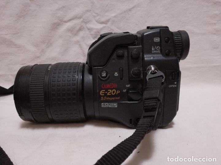 Cámara de fotos: CAMARA FOTOGRAFICA / VIDEO - OLYMPUS E-20P + 2 LENTES - Foto 21 - 243563775