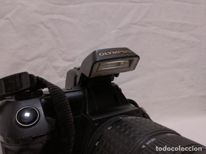 Cámara de fotos: CAMARA FOTOGRAFICA / VIDEO - OLYMPUS E-20P + 2 LENTES - Foto 24 - 243563775