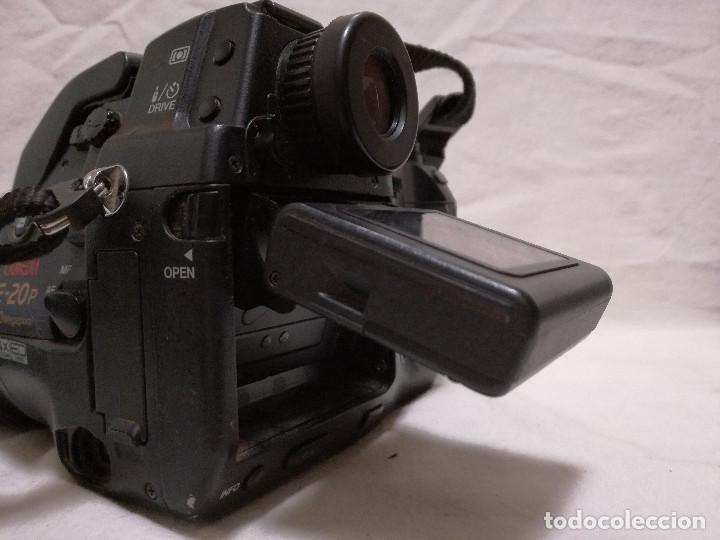 Cámara de fotos: CAMARA FOTOGRAFICA / VIDEO - OLYMPUS E-20P + 2 LENTES - Foto 30 - 243563775