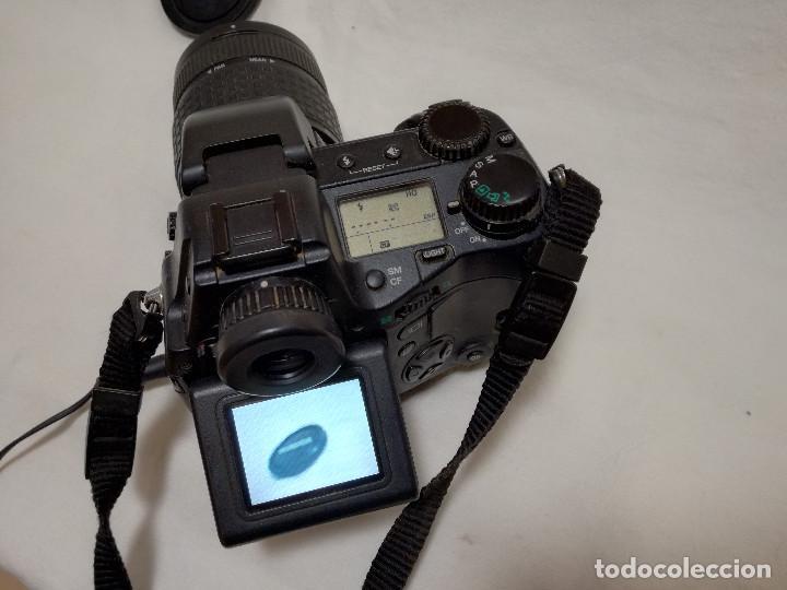 Cámara de fotos: CAMARA FOTOGRAFICA / VIDEO - OLYMPUS E-20P + 2 LENTES - Foto 36 - 243563775