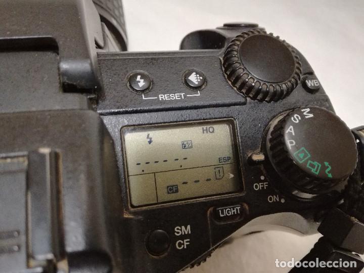 Cámara de fotos: CAMARA FOTOGRAFICA / VIDEO - OLYMPUS E-20P + 2 LENTES - Foto 37 - 243563775