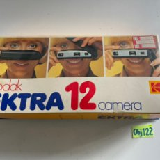 Cámara de fotos: KODAK EKTRA 12. Lote 243630460