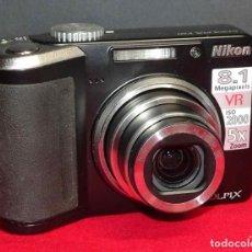 Cámara de fotos: CAMARA NIKON COOLPIX P60, 8.1 MPX, ZOOM X5. Lote 243809795