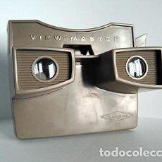 Cámara de fotos: VIEW-MASTER MODELO G, VISOR ESTEREOSCÓPICO, EN SU CAJA ORIGINAL. Lote 243823815