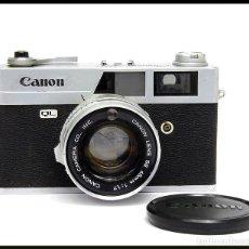 Fotocamere: CANON CANONET QL 17. INCLUYE BOLSO ORIGINAL. Lote 244866095