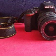 Cámara de fotos: NIKON CAMARA DIGITAL D 5500. Lote 245020375