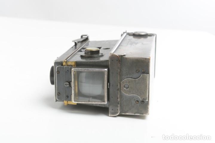 Cámara de fotos: Antigua cámara estereoscopica Verascope Bte SCDG París objetivos Zeiss - Foto 10 - 245258770