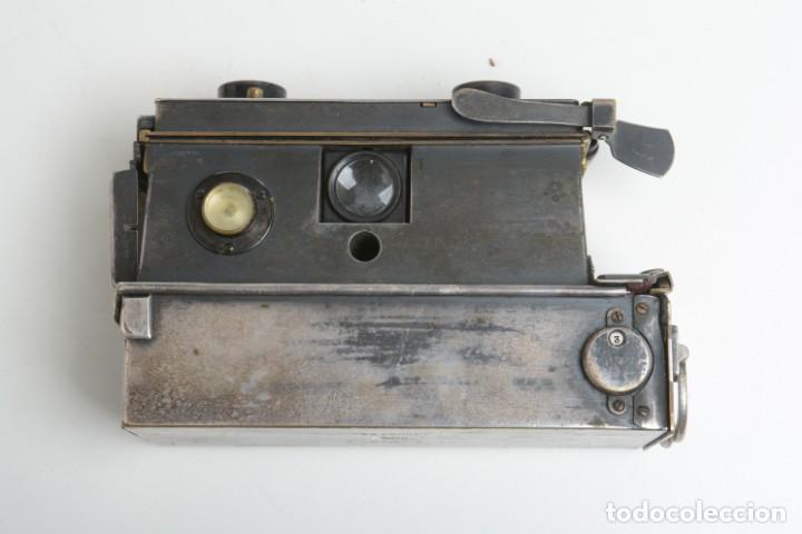 Cámara de fotos: Antigua cámara estereoscopica Verascope Bte SCDG París objetivos Zeiss - Foto 11 - 245258770