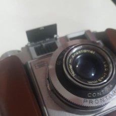 Cámara de fotos: CAMARA ZEISS IKON CONTINA PRONTOR SVS. Lote 245389430