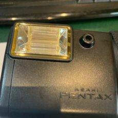 Cámara de fotos: PENTAX 110 FLASH AF130P. Lote 246655600