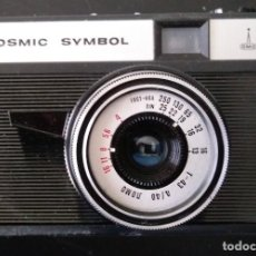 Cámara de fotos: CAMARA DE FOTOS LOMO COSMIC SYMBOL CON FUNDA. Lote 247104615
