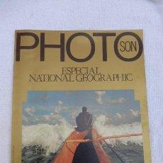 Cámara de fotos: PHOTO, ESPECIAL NATIONAL GEOGRAPHY-1976. Lote 248088110