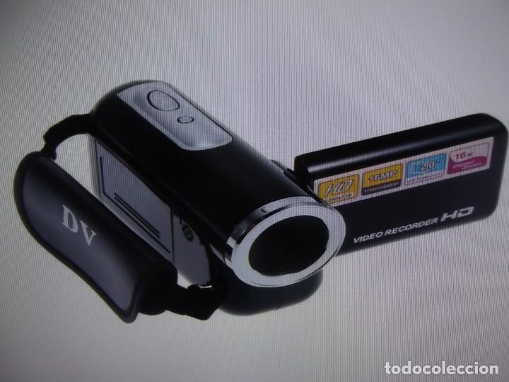 Cámara de fotos: Mini cámara de fotos y grabadora de videos Nueva sin usar. - Foto 2 - 248371375