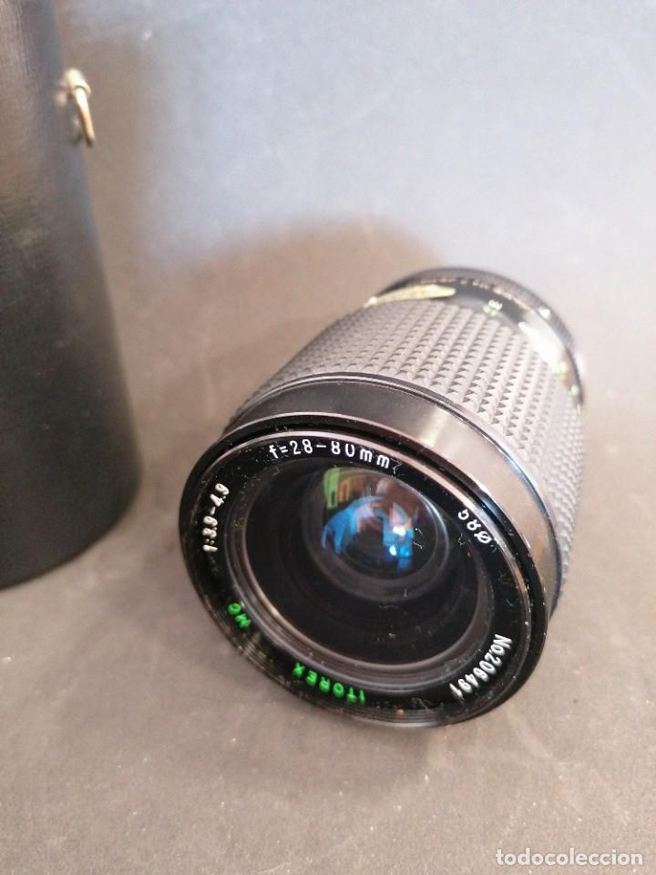 Cámara de fotos: Objetivo Itorex con estuche - Foto 3 - 248420705