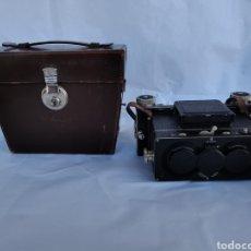 Fotocamere: CAMARA ESTEREOSCOPICA ROLLEI HEIDOSCOP DE 1926.. Lote 251658140