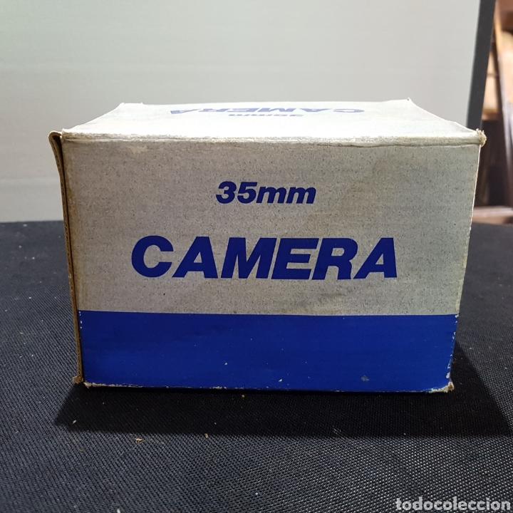 Cámara de fotos: CAMARA 35 MM EN SU CAJA NUNCA UTILIZADA - Foto 3 - 252599655
