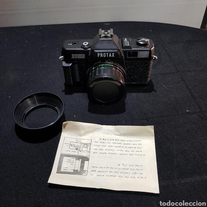 Cámara de fotos: CAMARA 35 MM EN SU CAJA NUNCA UTILIZADA - Foto 8 - 252599655