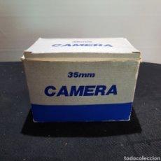 Cámara de fotos: CAMARA 35 MM EN SU CAJA NUNCA UTILIZADA. Lote 252599655