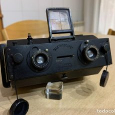 Appareil photos: STEREO L.JOUX ALETHOSCOPE. Lote 252934690