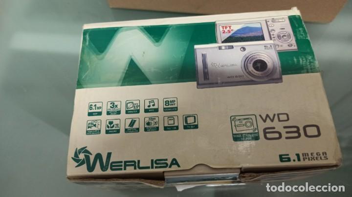 Cámara de fotos: CÁMARA FOTOS WELISA WD630 - Foto 5 - 253547005