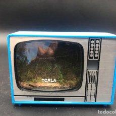 Cámara de fotos: TELEVISIÓN VISOR DE DIAPOSITIVAS RECUERDO DE TORLA - ORDESA. Lote 254549330