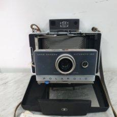Cámara de fotos: POLAROID LAND CAMERA AUTOMATIC 100. Lote 254771500