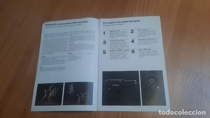 Cámara de fotos: Profoto -- Catálogo -- Revista -- Anders Hedebark, Circo Raluy, Marcelo Isarrualde -- Octubre 2006 - Foto 2 - 257299410