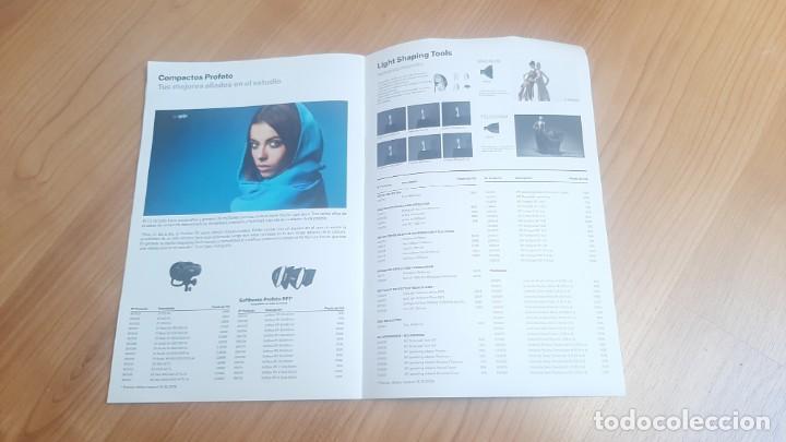 Cámara de fotos: Profoto -- Catálogo -- Revista -- Anders Hedebark, Circo Raluy, Marcelo Isarrualde -- Octubre 2006 - Foto 4 - 257299410