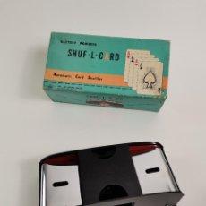 Cámara de fotos: SHUF-L-CARD. AUTOMATIC CARD SHUFFLER. S.XX.. Lote 257651400