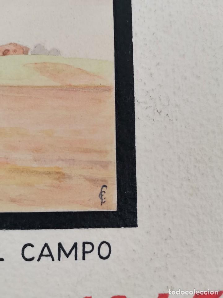 Cámara de fotos: PR-2082. REVISTA PRIMAVERA, ABRIL 1943. PROYECTO DISEÑO REALIZADO A MANO. - Foto 3 - 258979910