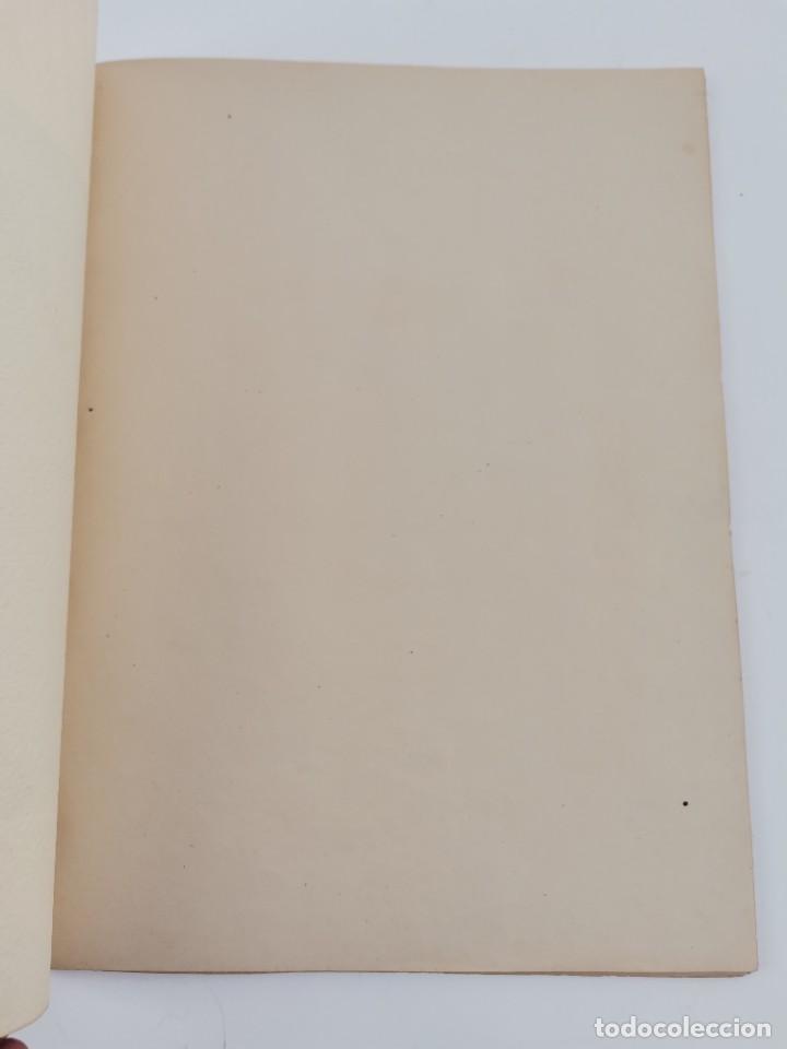Cámara de fotos: PR-2082. REVISTA PRIMAVERA, ABRIL 1943. PROYECTO DISEÑO REALIZADO A MANO. - Foto 5 - 258979910