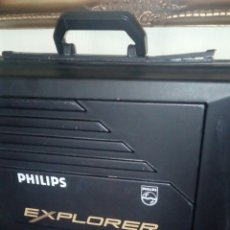 Cámara de fotos: CÁMARA VIDEO PHILIPS EXPLORER. Lote 260840890