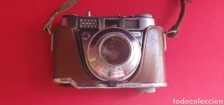 Cámara de fotos: CAMARA KODAK RETINETTE TODENSTOCK PRONTO-LK NO ESTA PROBADO - Foto 3 - 260867625
