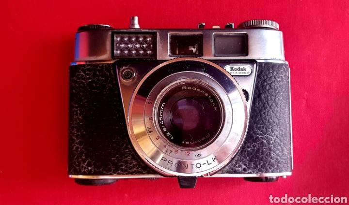 Cámara de fotos: CAMARA KODAK RETINETTE TODENSTOCK PRONTO-LK NO ESTA PROBADO - Foto 4 - 260867625