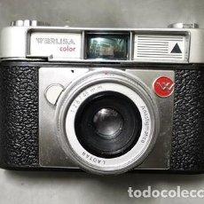 Cámara de fotos: CAMARA FOTOGRAFICA WERLISA COLOR - FUNCA - 017. Lote 261189775