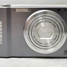 Cámara de fotos: CAMARA DIGITAL SAMSUNG HD 5X ST66 16,1 MEGAPIXELS - FUNCA-024. Lote 261357340