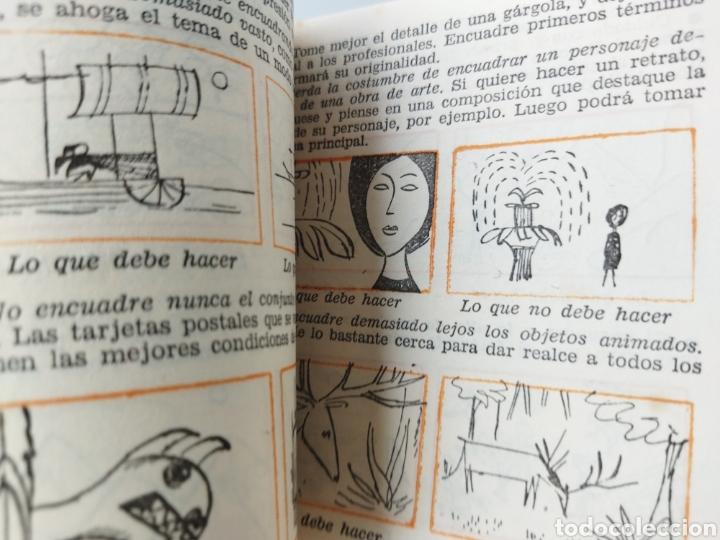 Cámara de fotos: Pequeño Libro de Manual Fotográfico años 60 - Foto 2 - 262492390
