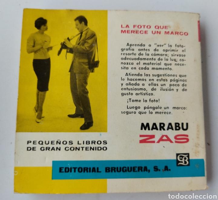 Cámara de fotos: Pequeño Libro de Manual Fotográfico años 60 - Foto 3 - 262492390