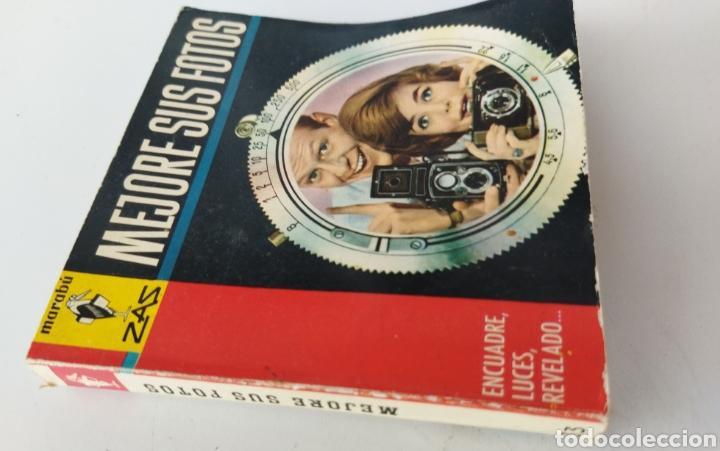 Cámara de fotos: Pequeño Libro de Manual Fotográfico años 60 - Foto 6 - 262492390