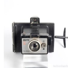 Cámara de fotos: CÁMARA FOTOGRÁFICA POLAROID SQUARE SHOOTER 2. AÑOS 70. Lote 265156799