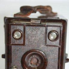 Fotocamere: 4,, RARA CAMARA, MERIT BOX, DE BAQUELITA. FILM - A 4: 6 1/2 RODENSTOCK F 1. 11. GERMANY.. Lote 265208934