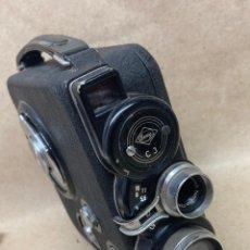 Fotocamere: CÁMARA EUMIG C3 / 8 MM ALREDEDOR DE 1938. Lote 266066553