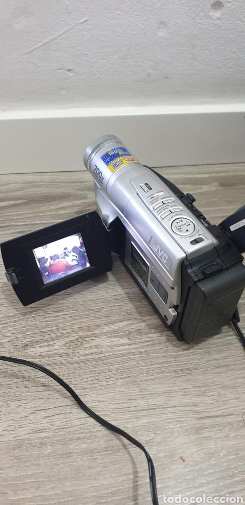 CAMARA JVC SUPER VHS GR-SXM367US (Cámaras Fotográficas - Otras)