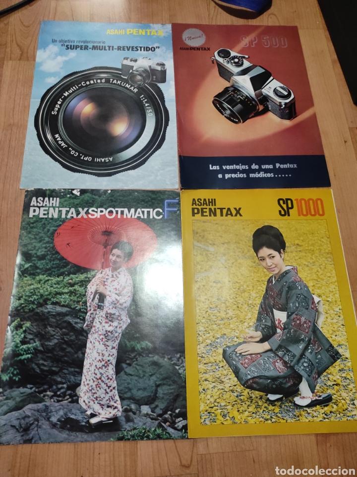 GRAN LOTE DE 100 CATÁLOGOS , FOLLETOS Y MANUALES DE FOTOGRAFÍA / ARTÍCULOS FOTOGRÁFICOS ANTIGUOS. (Cámaras Fotográficas - Catálogos, Manuales y Publicidad)