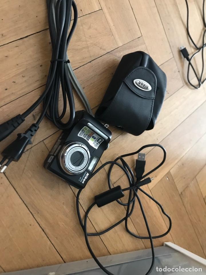Cámara de fotos: Camara Nikon Coolpix P1 muy buen estado - Foto 3 - 268460109