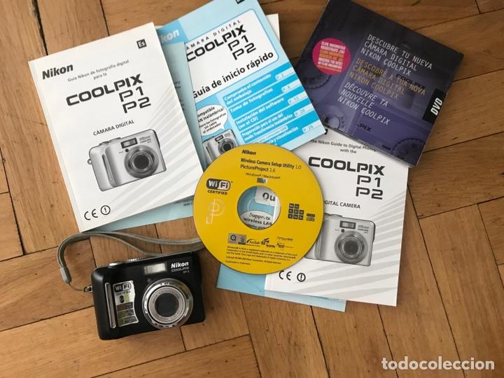 Cámara de fotos: Camara Nikon Coolpix P1 muy buen estado - Foto 6 - 268460109