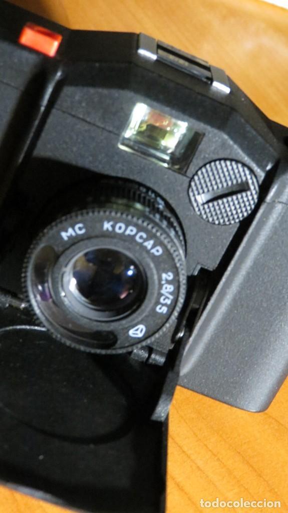 Cámara de fotos: CÁMARA DE FOTOS KIEV 35A FABRICADA EN LA URSS RUSA - Foto 3 - 268578689
