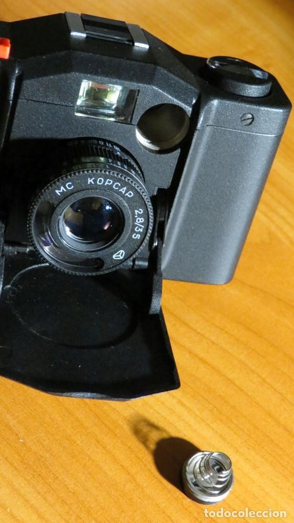 Cámara de fotos: CÁMARA DE FOTOS KIEV 35A FABRICADA EN LA URSS RUSA - Foto 4 - 268578689